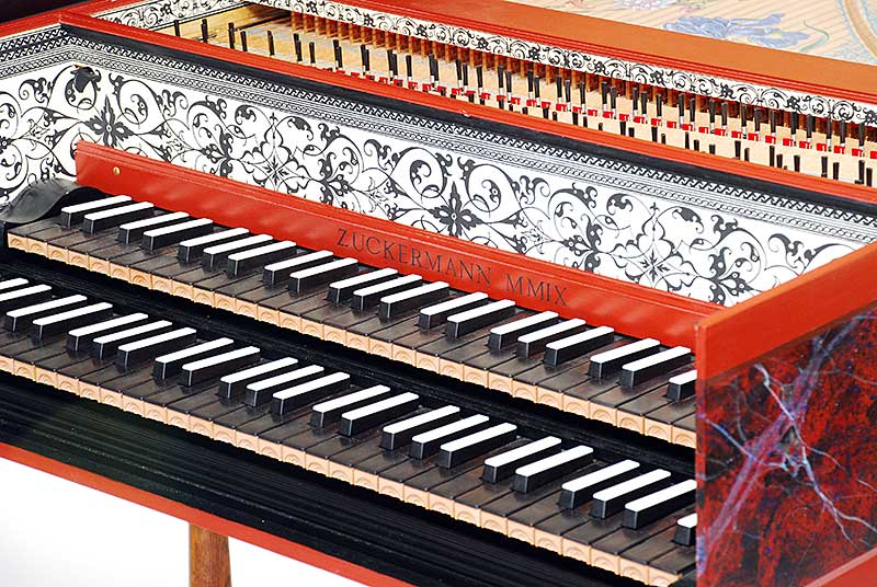 flemish double manual harpsichord by d jacques way rh zhi net Harpsichord vs Piano Hurdy Gurdy